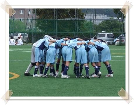 いっしょにサッカーをしよう!団員募集!2015