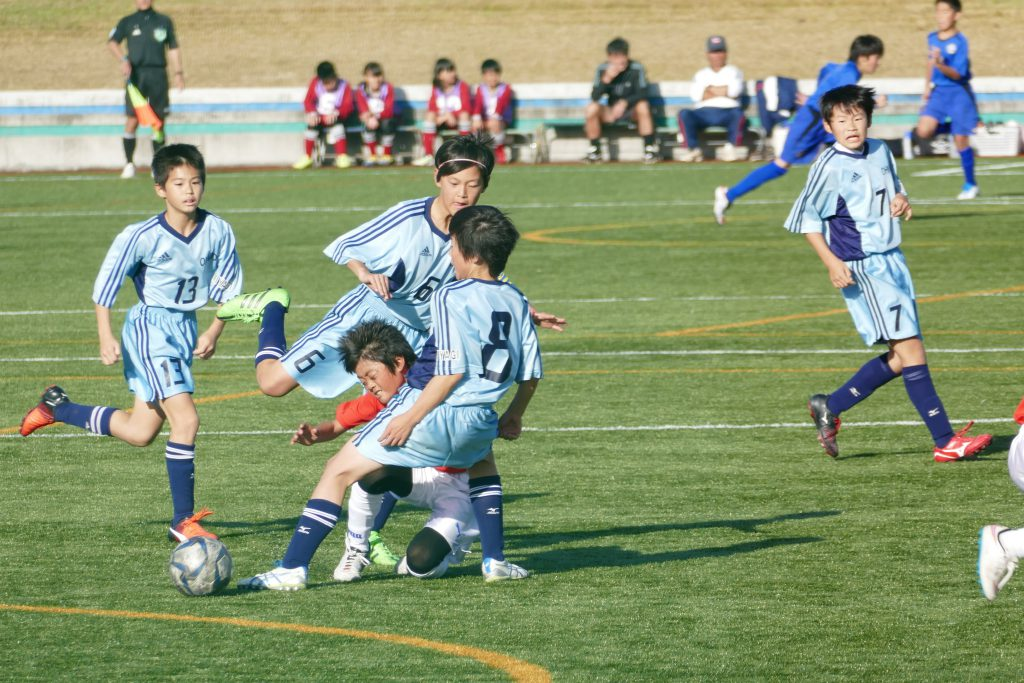 全日本少年サッカー大会結果