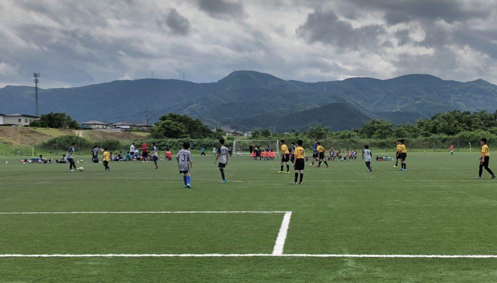白石川サッカー公園