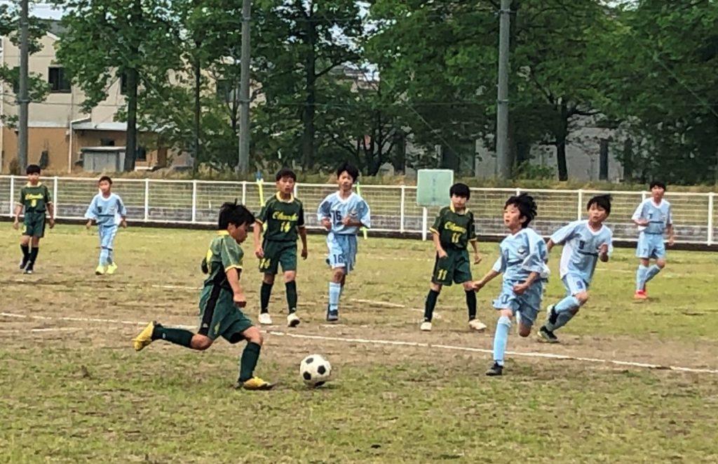 2021シーズン初陣~U-12リーグ戦~(2021.6.6)