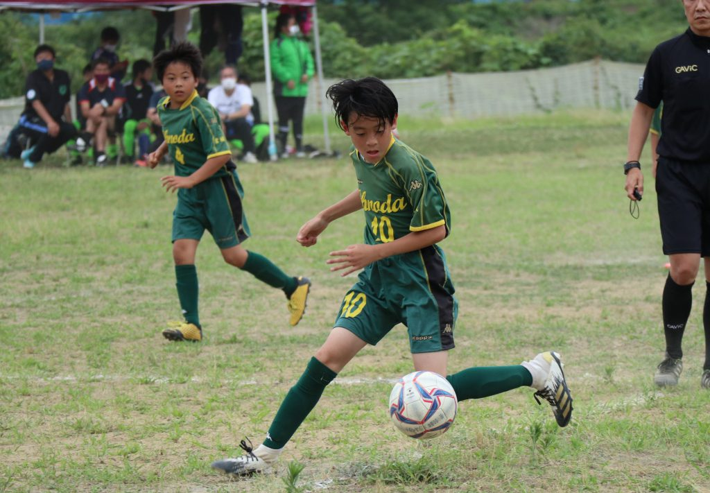 U-12リーグ戦(2021.6.27)