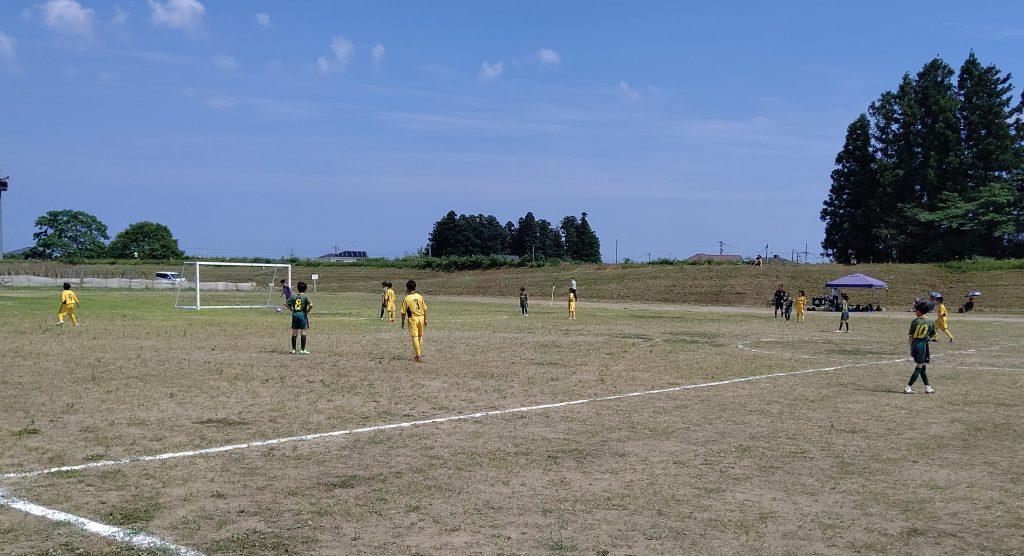 U-12リーグ戦(2021.6.13)